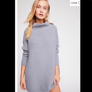 NWT Free People Ottoman slouchy tunic OB432957